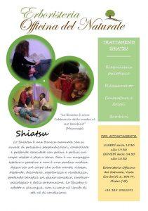 Trattamenti Shiatsu a Mestre Erboristeria Officina del Naturale @ Erboristeria Officina del Naturale Mestre | Mestre | Italy