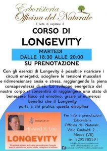 Corso di Longevity a Mestre Erboristeria Officina del Naturale @ Erboristeria Officina del Naturale Mestre   Mestre   Italy