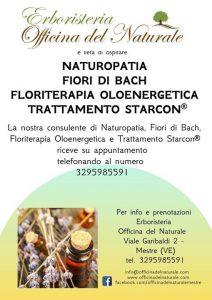 Naturopatia e Fiori di Bach a Mestre Officina del Naturale @ Erboristeria Officina del Naturale Mestre   Mestre   Italy