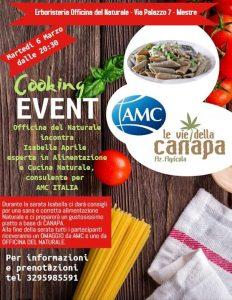 Cucina Naturale con Isabella Aprile @ Erboristeria Officina del Naturale Mestre | Mestre | Italy