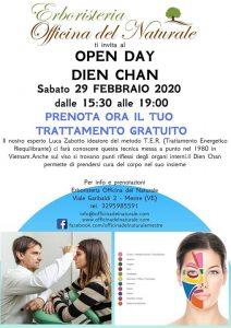 Open Day Dien Chan a Mestre Erboristeria Officina del Naturale @ Erboristeria Officina del Naturale Mestre | Mestre | Italy