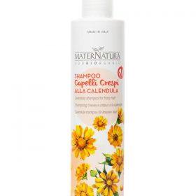 Shampoo Capelli Crespi alla Calendula