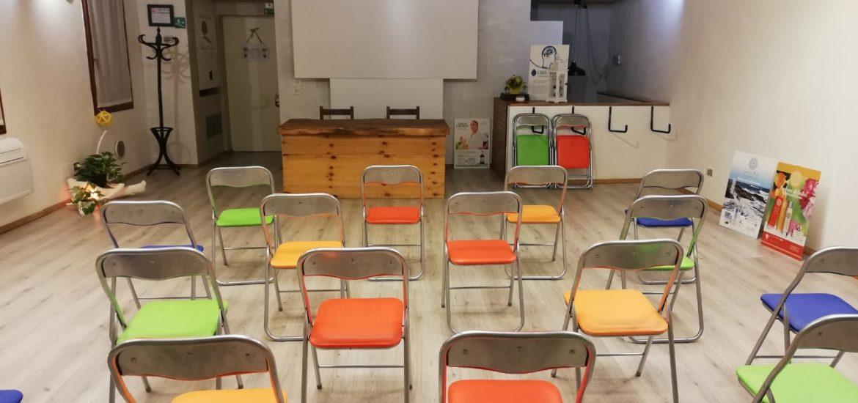 Sala eventi a Mestre