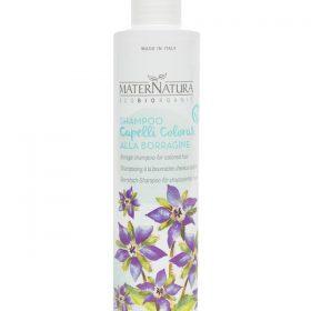 Maternatura Shampoo Capelli Colorati Borraggine