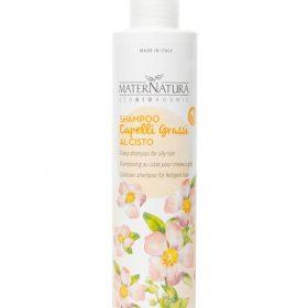 Maternatura Shampoo Capelli Grassi al Cisto